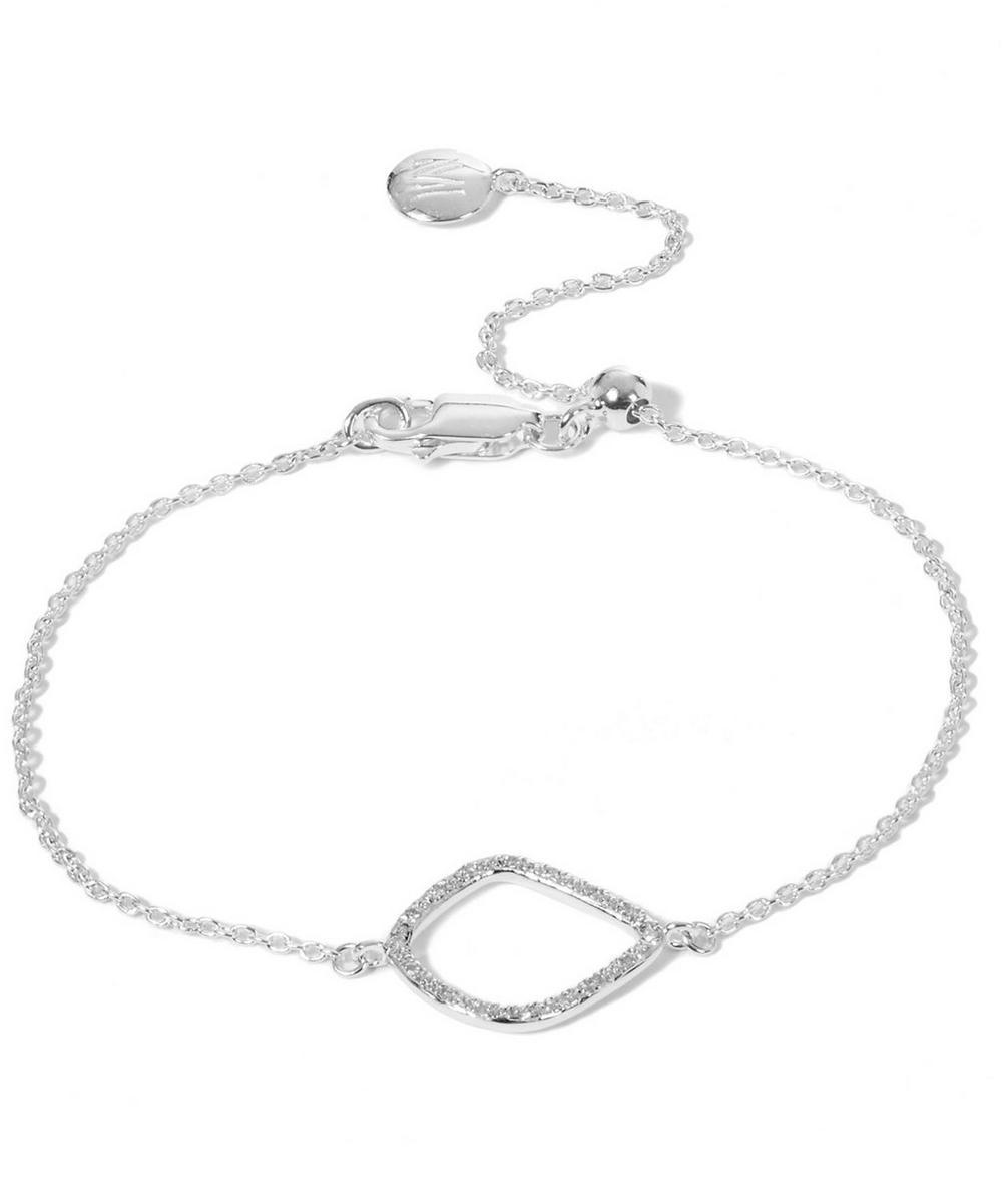 Riva Diamond Kite Chain Bracelet
