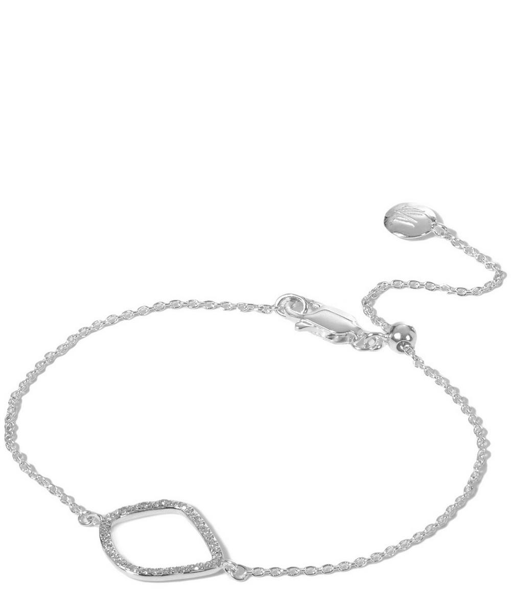 Riva Diamond Kite Chain Bracelet