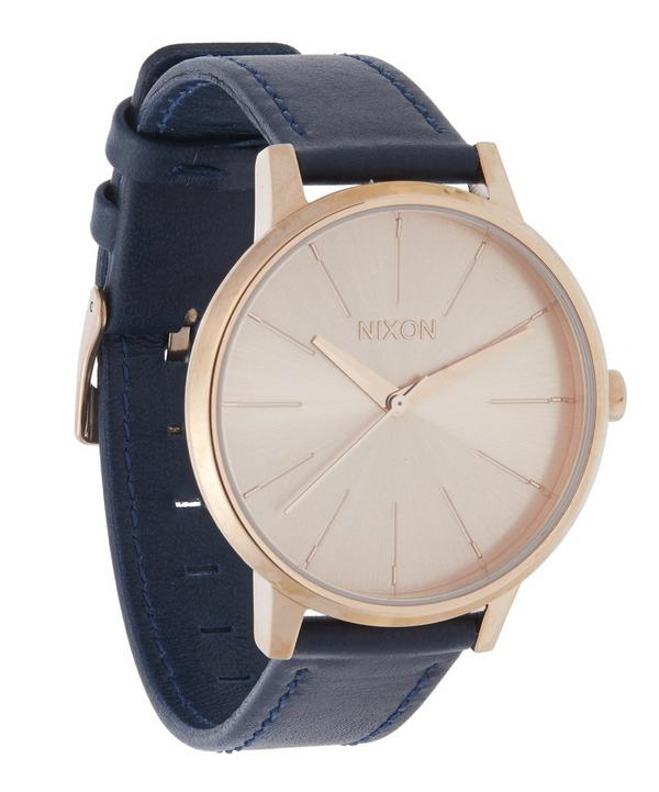 Leather Strap Kensington Watch