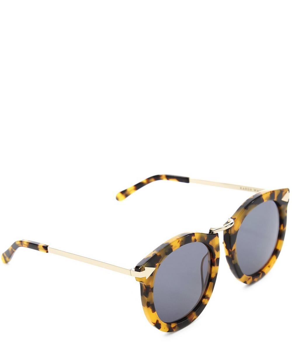 Havana Super Lunar Sunglasses