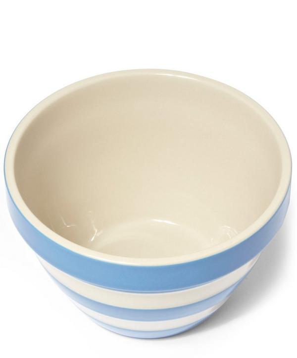 Stripe Stoneware Pudding Basin