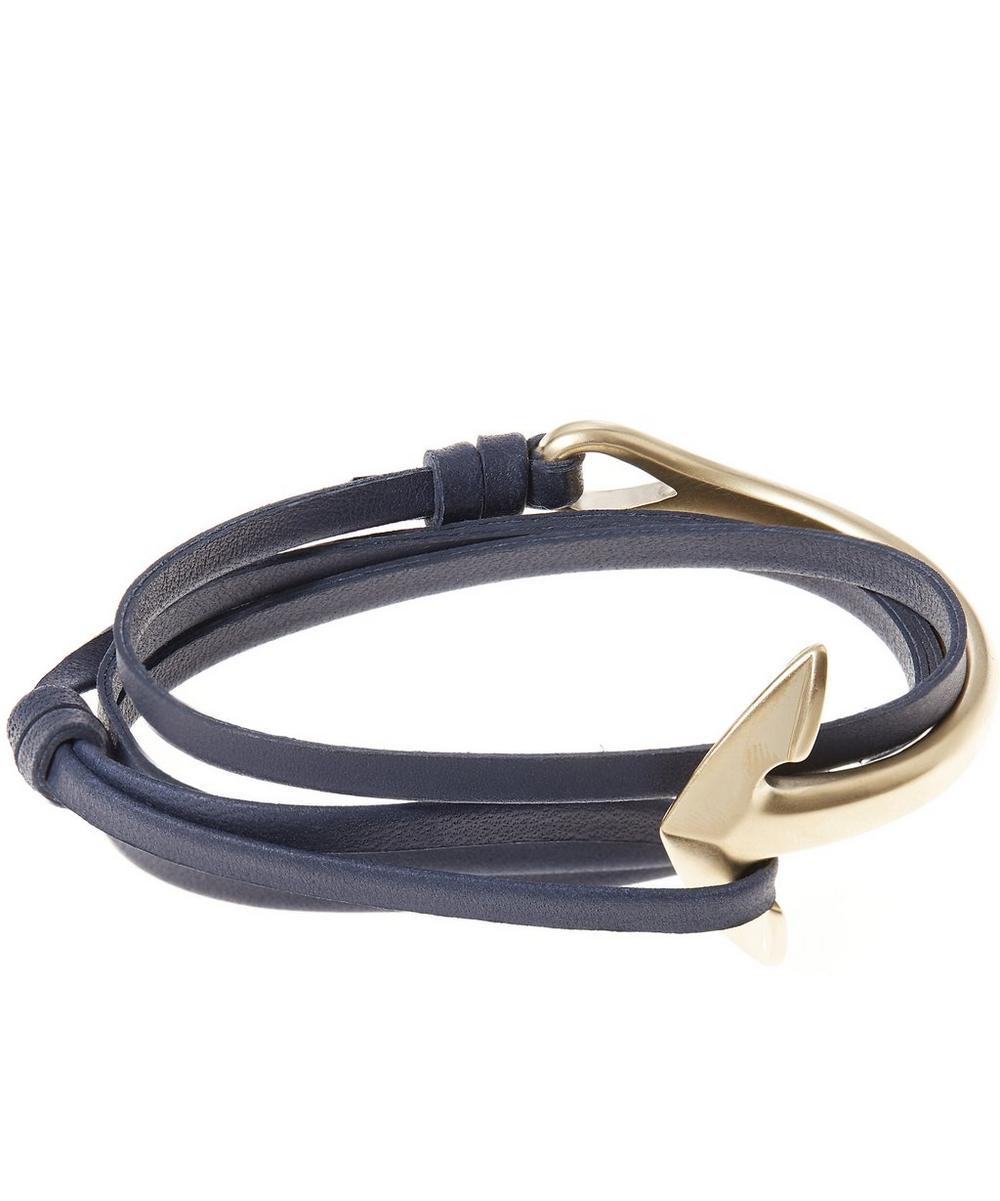 Half Anchor Bracelet