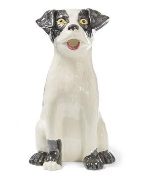 Dog Earthenware Pitcher