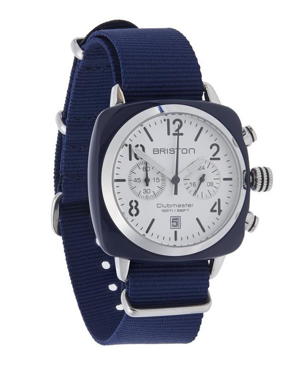Chronograph Clubmaster Acetate Watch