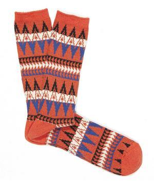Beacon Zig Zag Socks