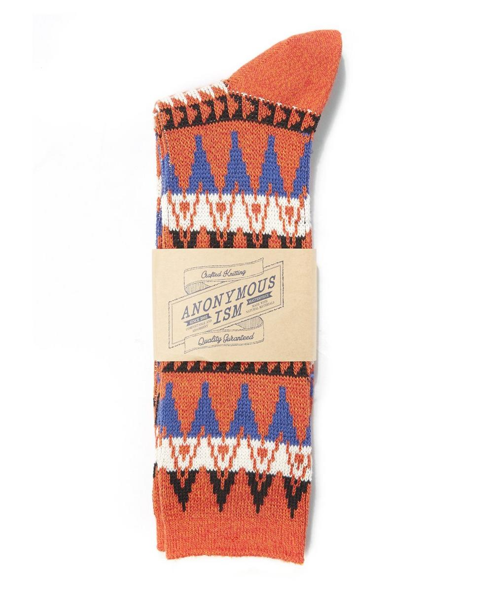 Beacon Zig Zag Socks