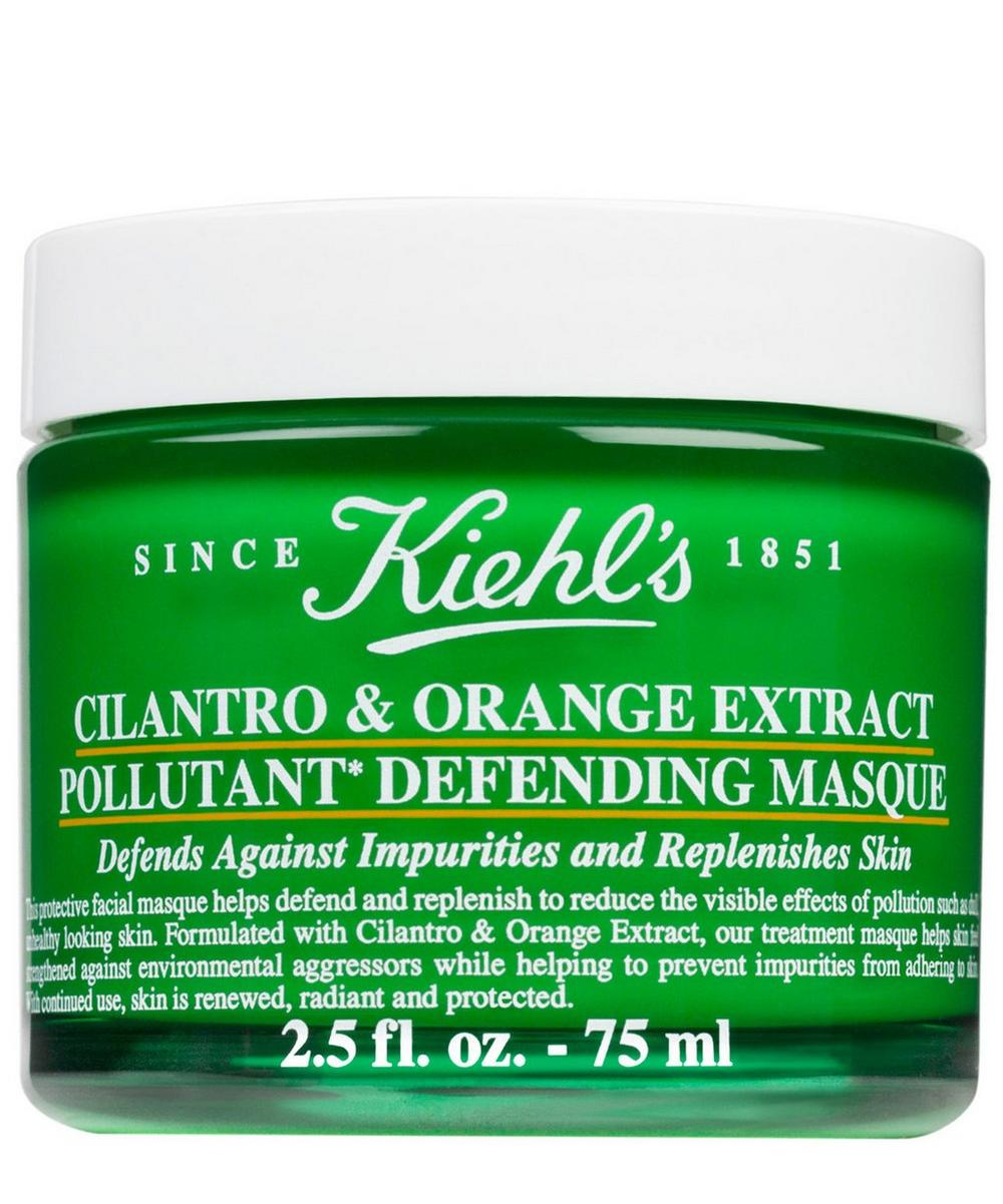Cilantor and Orange Pollutant Defending Masque 75ml
