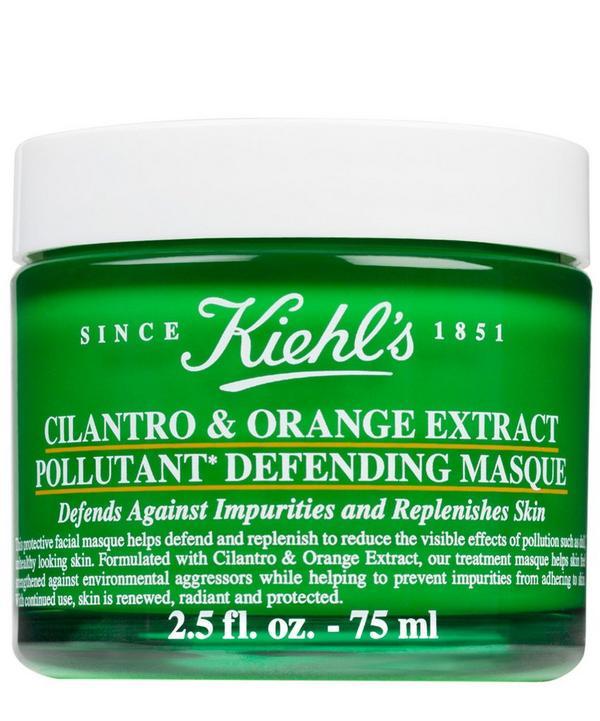 Cilantor and Orange Pollutant Defending Masque 75ml