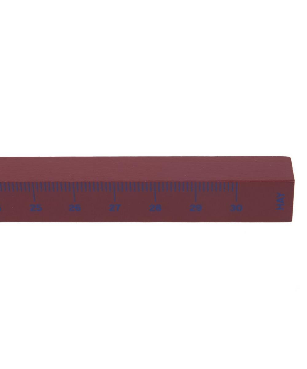 Wooden Ruler Cube