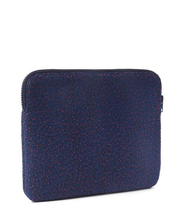 Fabric Zip Tablet Cover