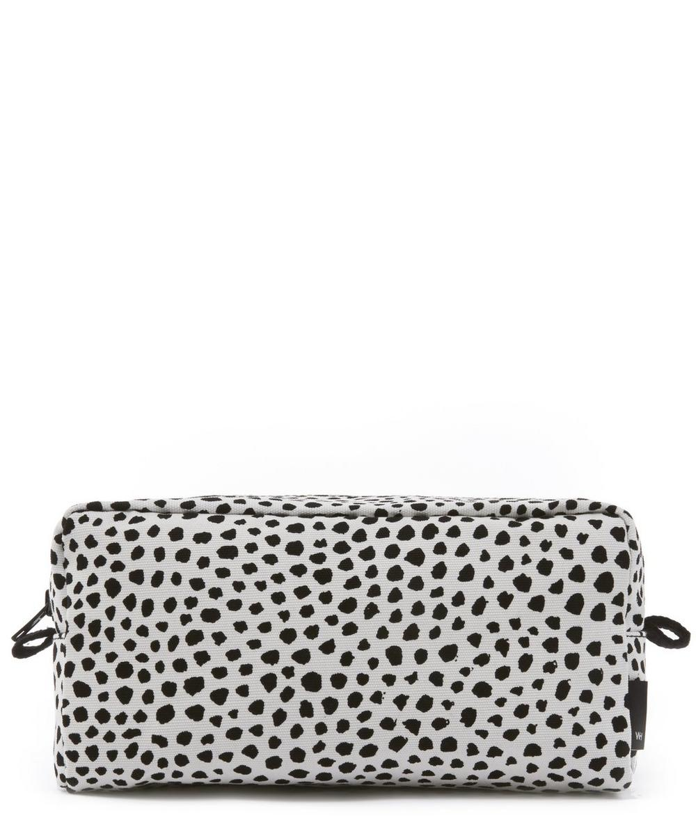 Large Dot Wash Bag