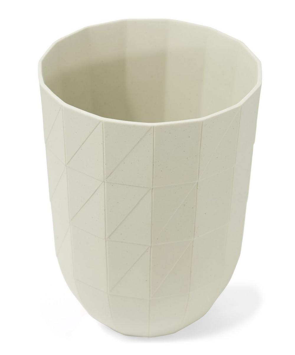 Large Paper Porcelain Vase