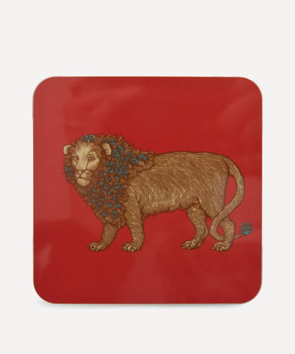 Puddin Head Lion Coaster