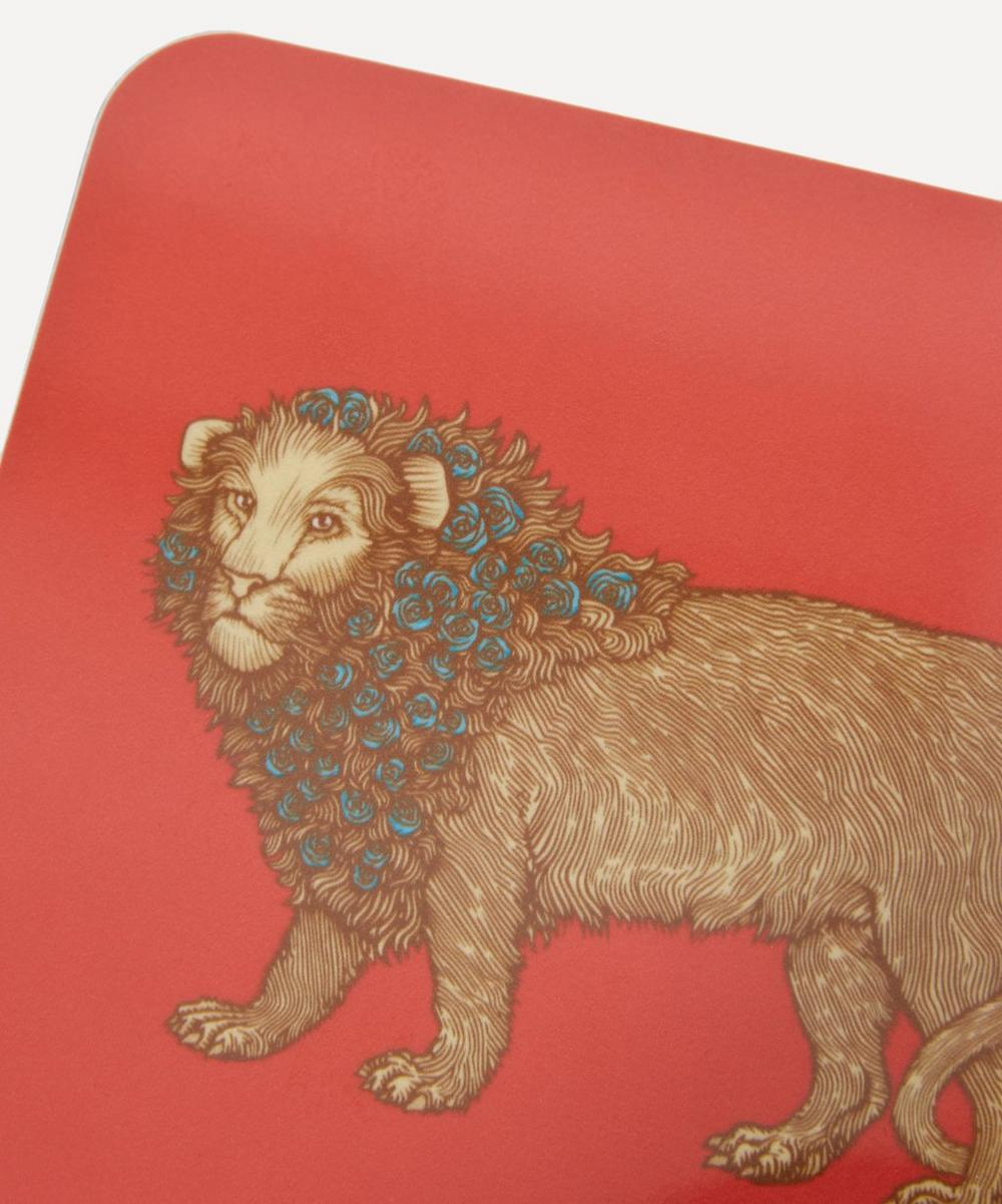 Puddin Head Lion Coaster