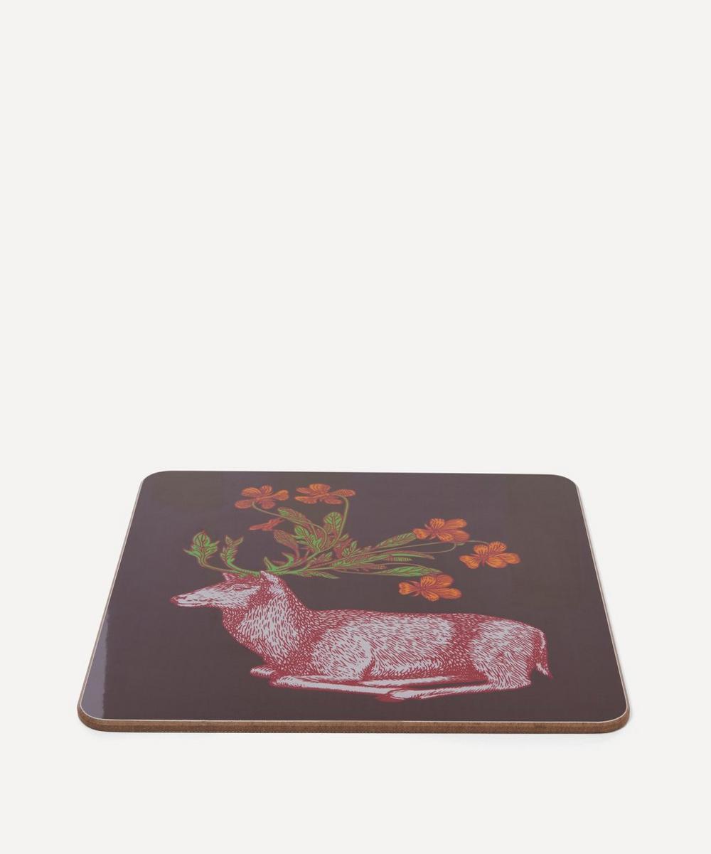 Puddin Head Deer Placemat