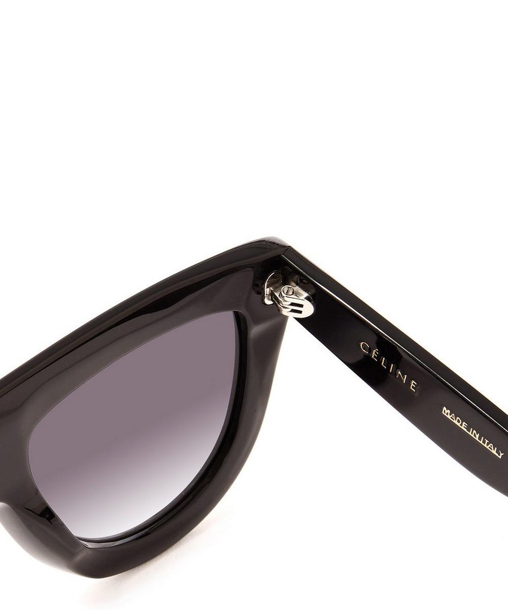 Thick Rim Sunglasses