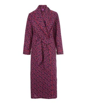 Ros Cotton Long Robe