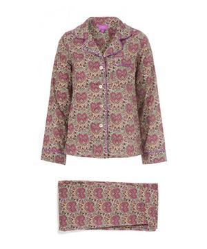 Kitty Grace Cotton Long Pyjama Set