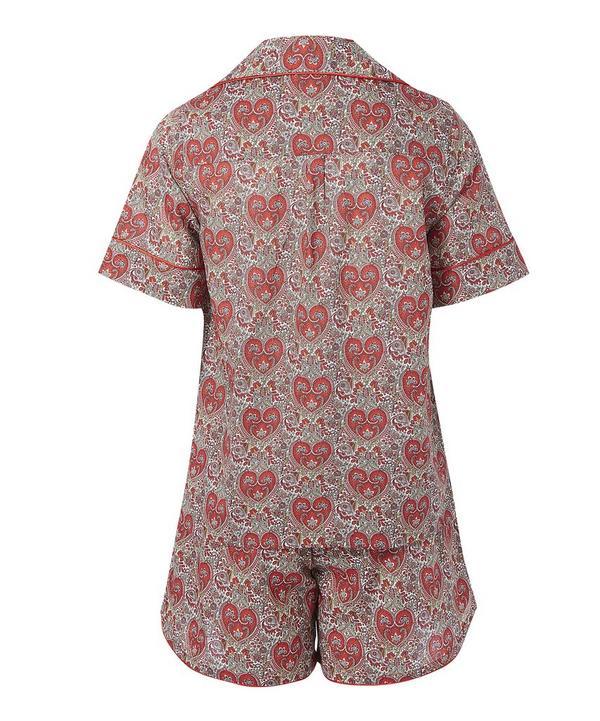Kitty Grace Cotton Short Pyjama Set