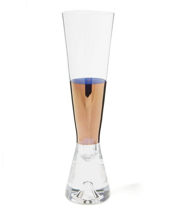 Tank Champagne Glasses