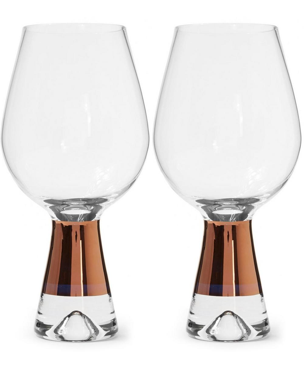 Tank Wine Glasses
