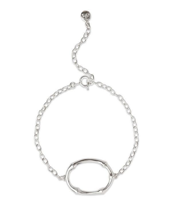 Bamboo Oval Bracelet