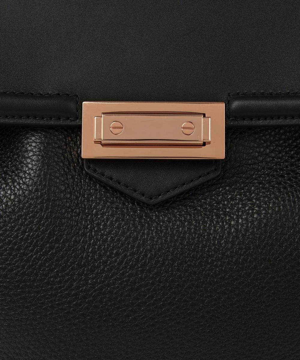 Prisma Mini Leather Backpack
