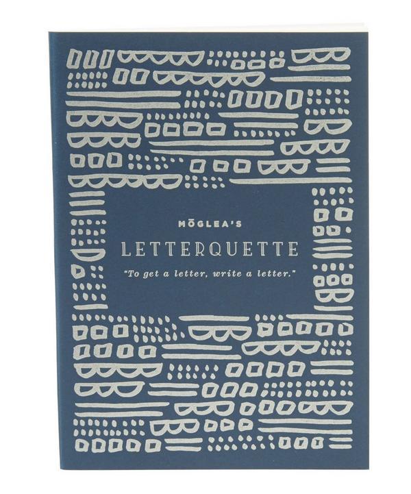Morse Code Letterquette Folder