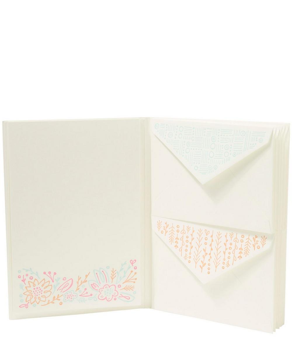 Anemone Letterquette Folder
