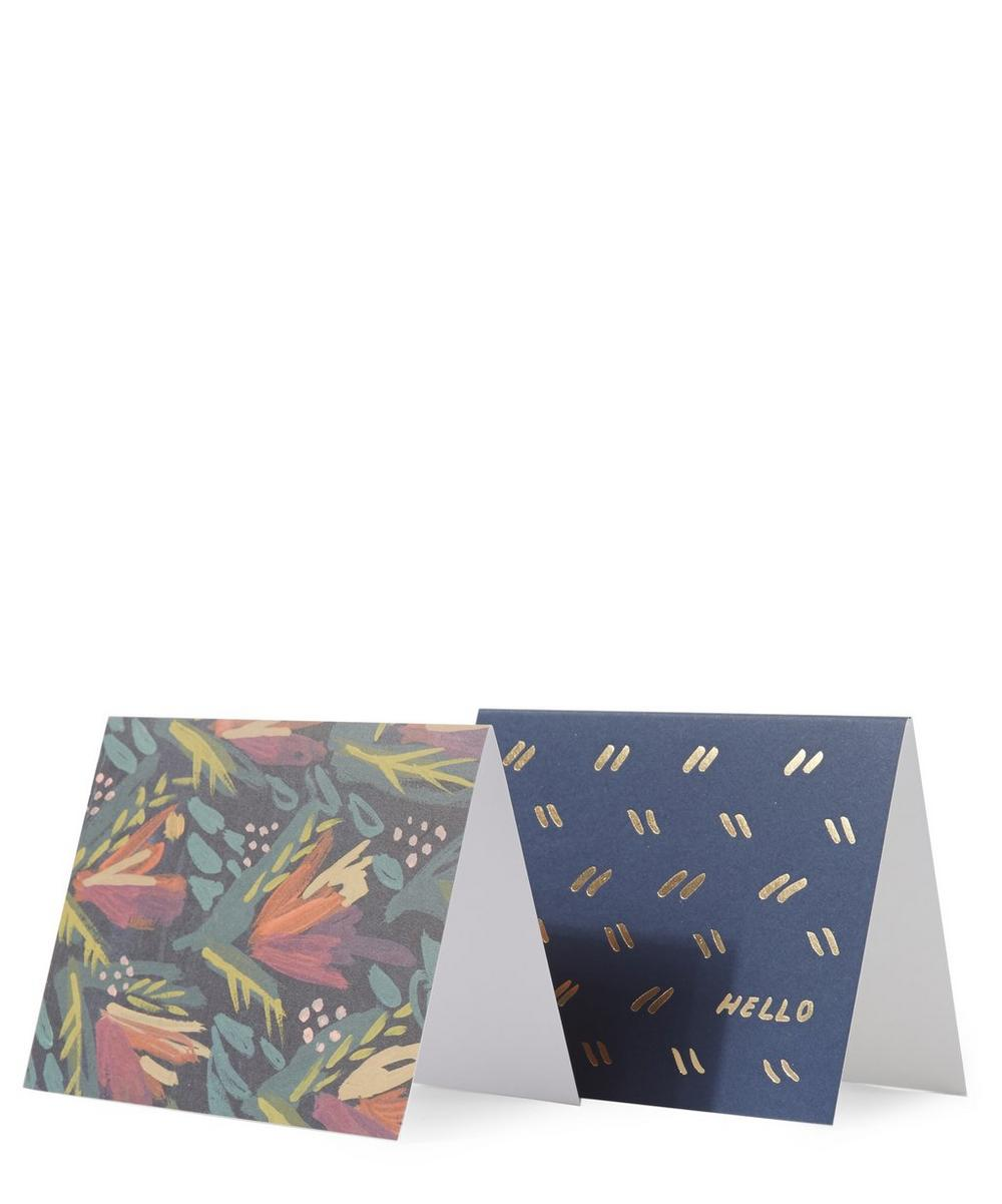 Leopard Lily Stationery Set