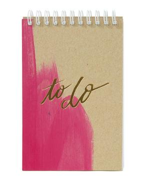 Daily To Do Notebook