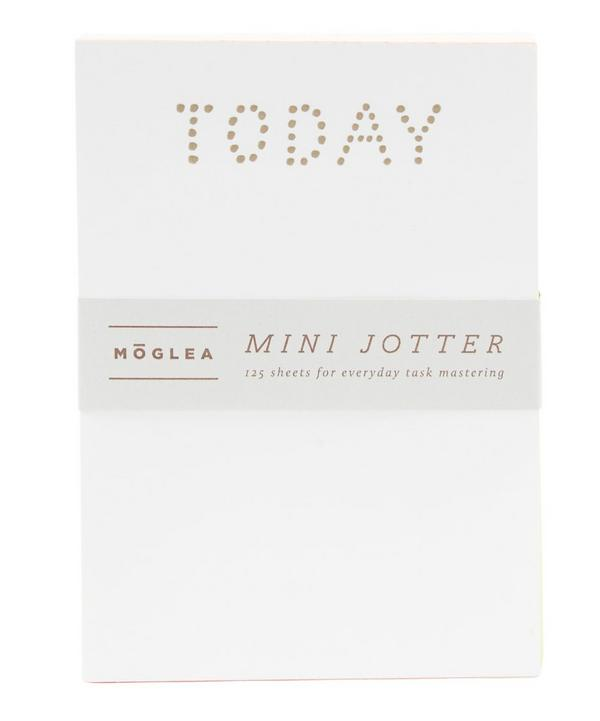 Mini Dotted Today Jotter