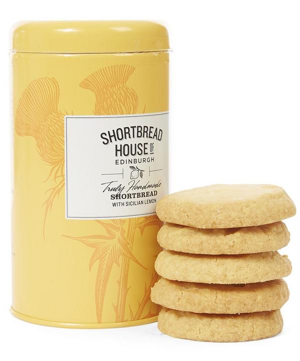 Sicilian Lemon Shortbread Tin