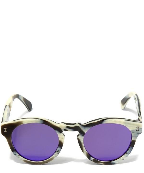 Leonard Flat Sunglasses