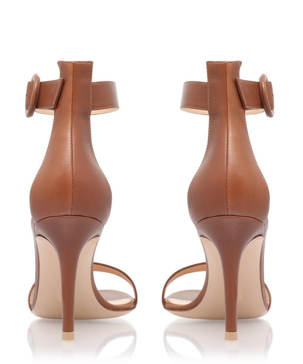 Leather Louis Sandals