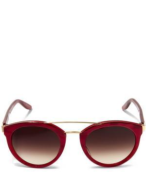 Dalziel Crushed Heart Sunglasses