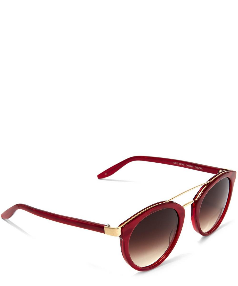 Dalziel Crushed Heart Sunglasses