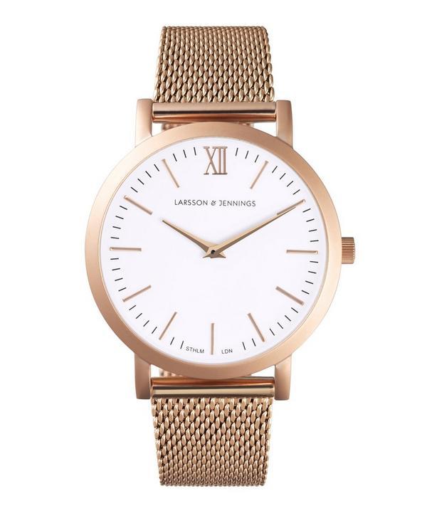 Rose Gold Liten Watch