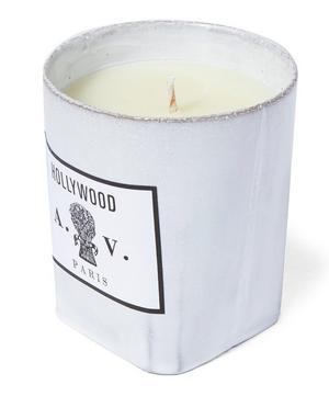 Hollywood Ceramic Candle