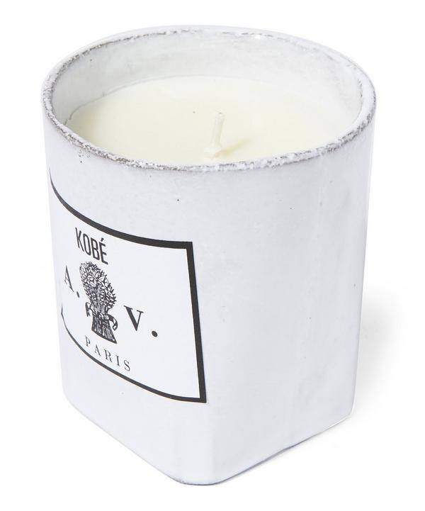 Kobé Ceramic Candle