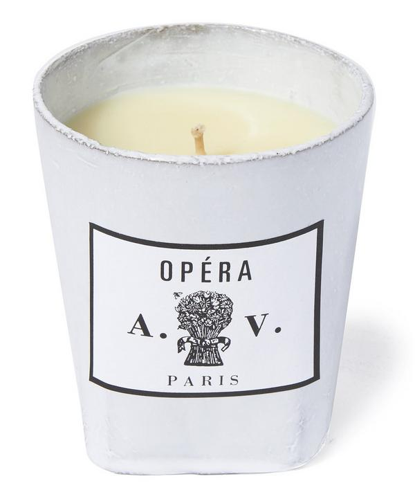 Opéra Ceramic Candle