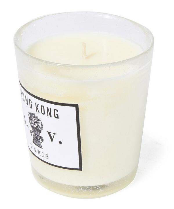 Hong Kong Glass Candle