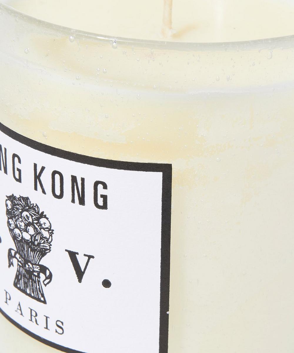 Hong Kong Glass Candle