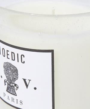 Hoedic Glass Candle