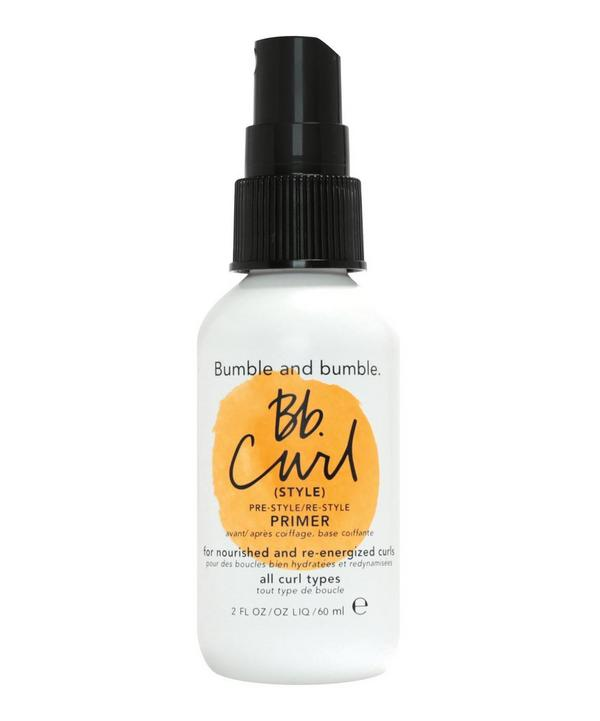 Curl Pre-Style/Re-Style Primer 60ml