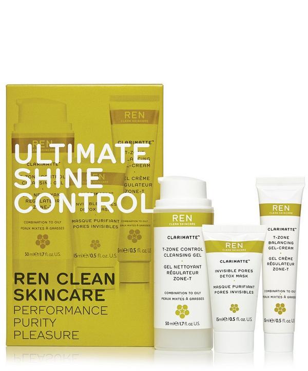 Ultimate Shine Control Clarimatte Kit