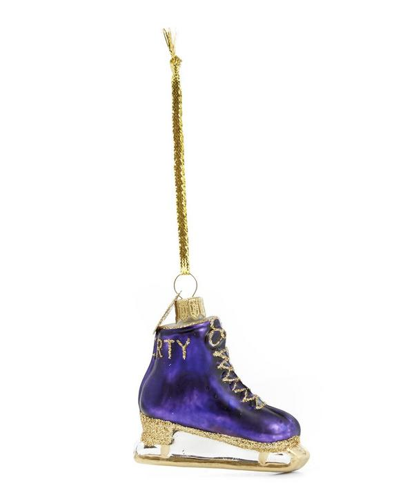 Liberty Ice Skate Shoe Decoration
