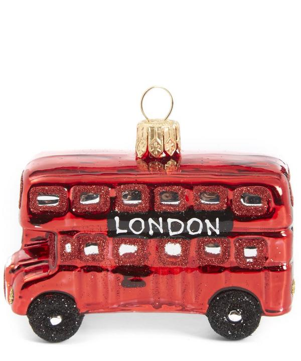 London Double Decker Bus Decoration