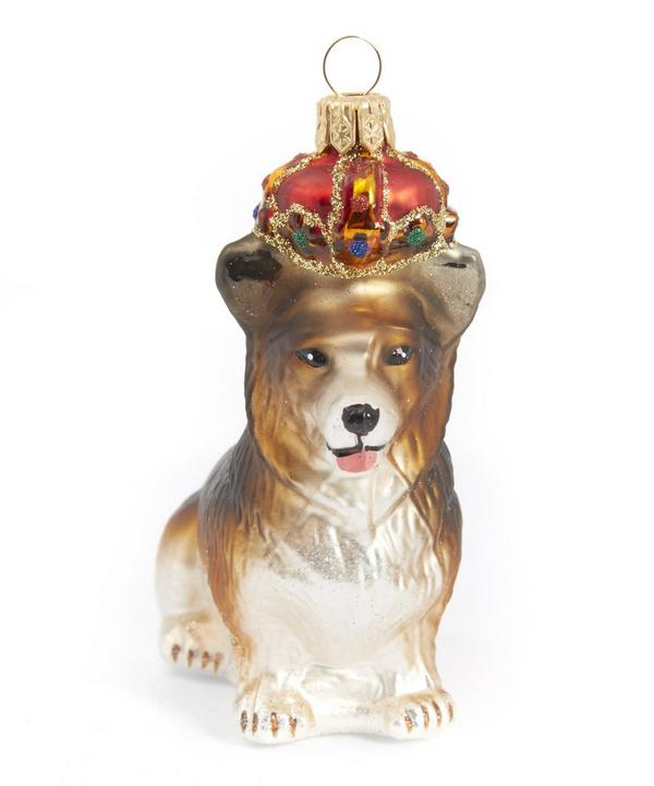 Royal Corgi Bauble