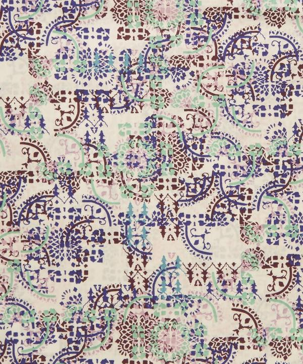 Mosaic Lace Tana Lawn Cotton